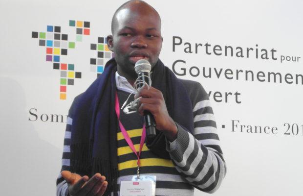Table ronde sur les enjeux de l'open data en Afrique
